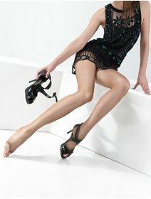 Ciorapi cu degete decupate Knittex Daphne 15 den