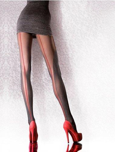 Ciorapi cu dunga Fiore Hestia 40 den