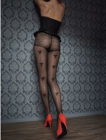 Ciorapi cu dunga Marilyn Patrizia Gucci G41