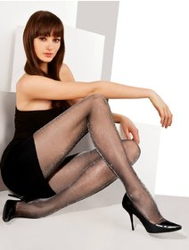 Ciorapi cu fir metalizat Lores Carnevale 20 den