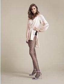 Ciorapi cu model Fiore Claudia 20 den