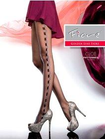 Ciorapi cu model Fiore Cloe 20 den