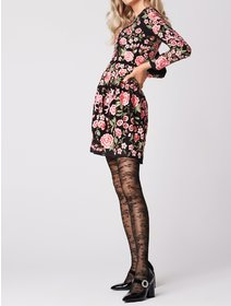 Ciorapi cu model Fiore Frida 30 den