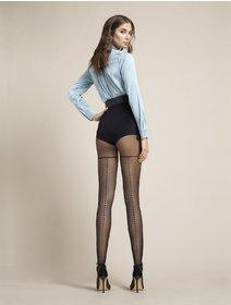 Ciorapi cu model Fiore Isabella 20 den