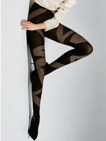 Ciorapi cu model Fiore Liberte 60 den
