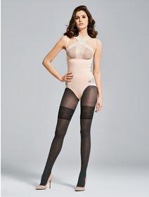 Ciorapi cu model Fiore Morning 40 den