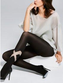 Ciorapi cu model Fiore New York 60 den