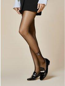 Ciorapi cu model Fiore Pierre 20 den