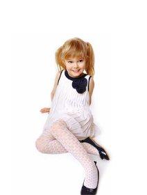 Ciorapi cu model jacard Knittex Klaudynka 20 den