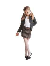 Ciorapi cu model Knittex Ines 20 den