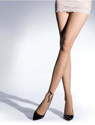 Ciorapi cu model Knittex Tender 20 den