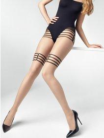 Ciorapi cu model Marilyn Desire K8