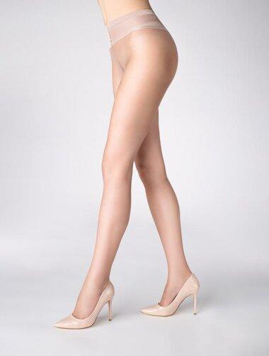 Ciorapi fara intarituri Marilyn Lux Line Make-up 10 den