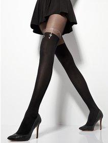 Ciorapi imitatie jambiere Marilyn Zazu Chain 60 den
