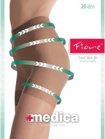 Ciorapi medicinali Fiore Medica Total Slim 20 den