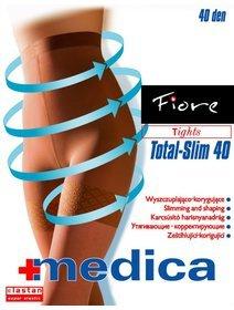 Ciorapi medicinali Fiore Medica Total Slim 40 den
