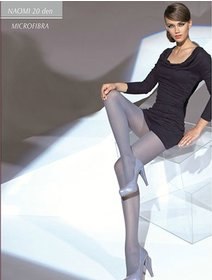 Ciorapi microfibra cu varf neintarit Knittex Naomi 20 den