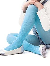 Ciorapi microfibra cu model Knittex Mini Mini 40 den