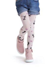 Ciorapi microfibra cu model Knittex Sisi 40 den