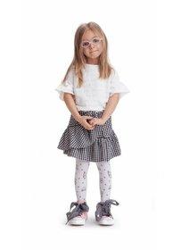 Ciorapi microfibra cu model Knittex Teddy 40 den