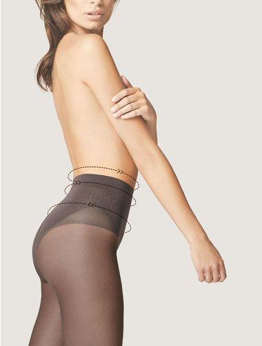 Ciorapi modelare solduri si abdomen Fiore Bikini Fit 40 den
