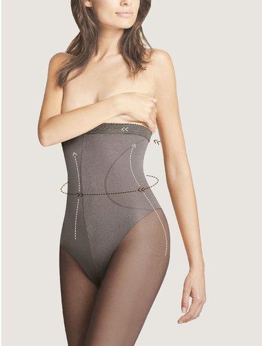 Ciorapi modelare talie si abdomen Fiore High Waist 40 den