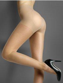Ciorapi modelatori compresivi (5.2-9 mmHg) Marilyn Lux Line Shape 30 den
