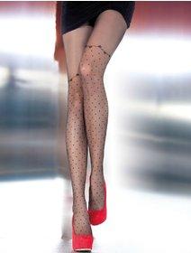 Ciorapi cu model Fiore Janessa 20 den