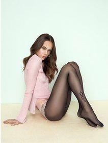 Ciorapi cu model Fiore Sparkle 20 den