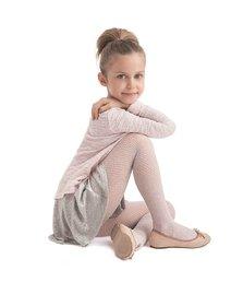 Ciorapi pantalon cu model Knittex Blanca 20 den
