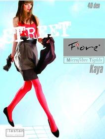 Ciorapi microfibra fara intarituri Fiore Street Kaya 40 den