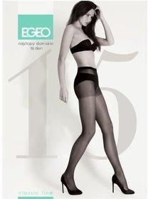 Ciorapi clasici Egeo Classic Line 15 den