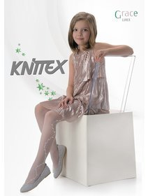 Ciorapi cu model Knittex Grace 20 den