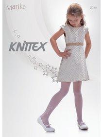 Ciorapi cu model Knittex Marika 20 den