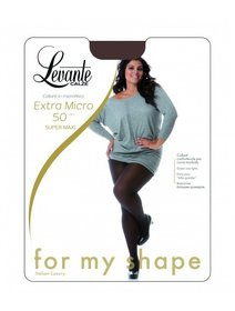 Ciorapi pantaloni Levante Extra Super Maxi 50 den