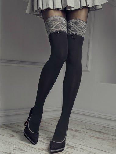 Ciorapi imitatie jambiere Patrizia Gucci for Marilyn G13 60 den