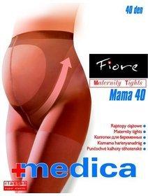 Ciorapi pentru gravide Fiore Medica Mama 40 den