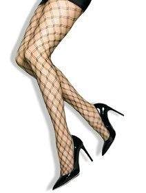 Ciorapi plasa mare dubla Lores Rete28