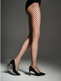 Ciorapi plasa mare Fiore Myrna