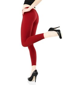 Colanti bumbac sport fara cusaturi Marilyn Fitness 120 den
