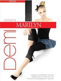 Colanti trei sfert microfibra Marilyn Demi 60 den