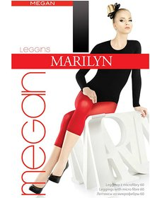 Colanti trei sfert microfibra Marilyn Megan 60 den