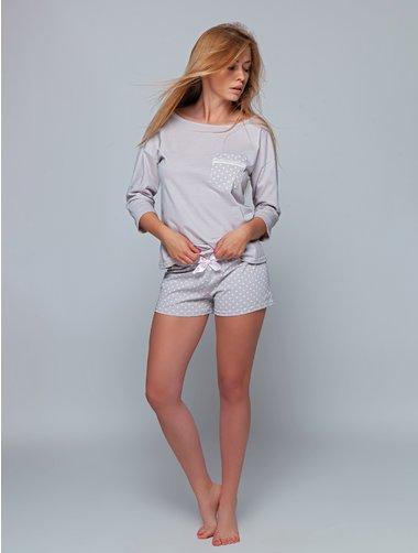 Pijamale bumbac Sensis Lauren