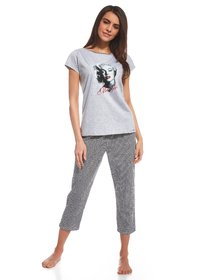 Pijamale Cornette Beauty P672-067