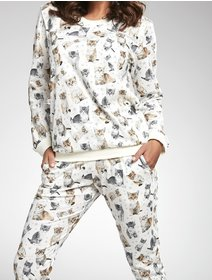 Pijamale Cornette Lovely Cats 2 163-173