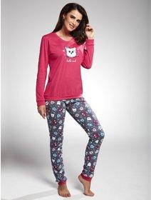 Pijamale Cornette Owl 683-170