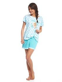 Pijamale Cornette Rabbit P675-069