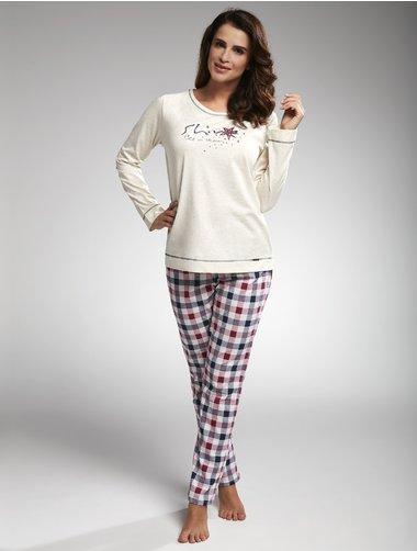 Pijamale Cornette Shine 655-163
