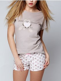 Pijamale Sensis Small Owl