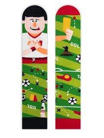 Sosete colorate cu fotbalist Nanushki Football Player